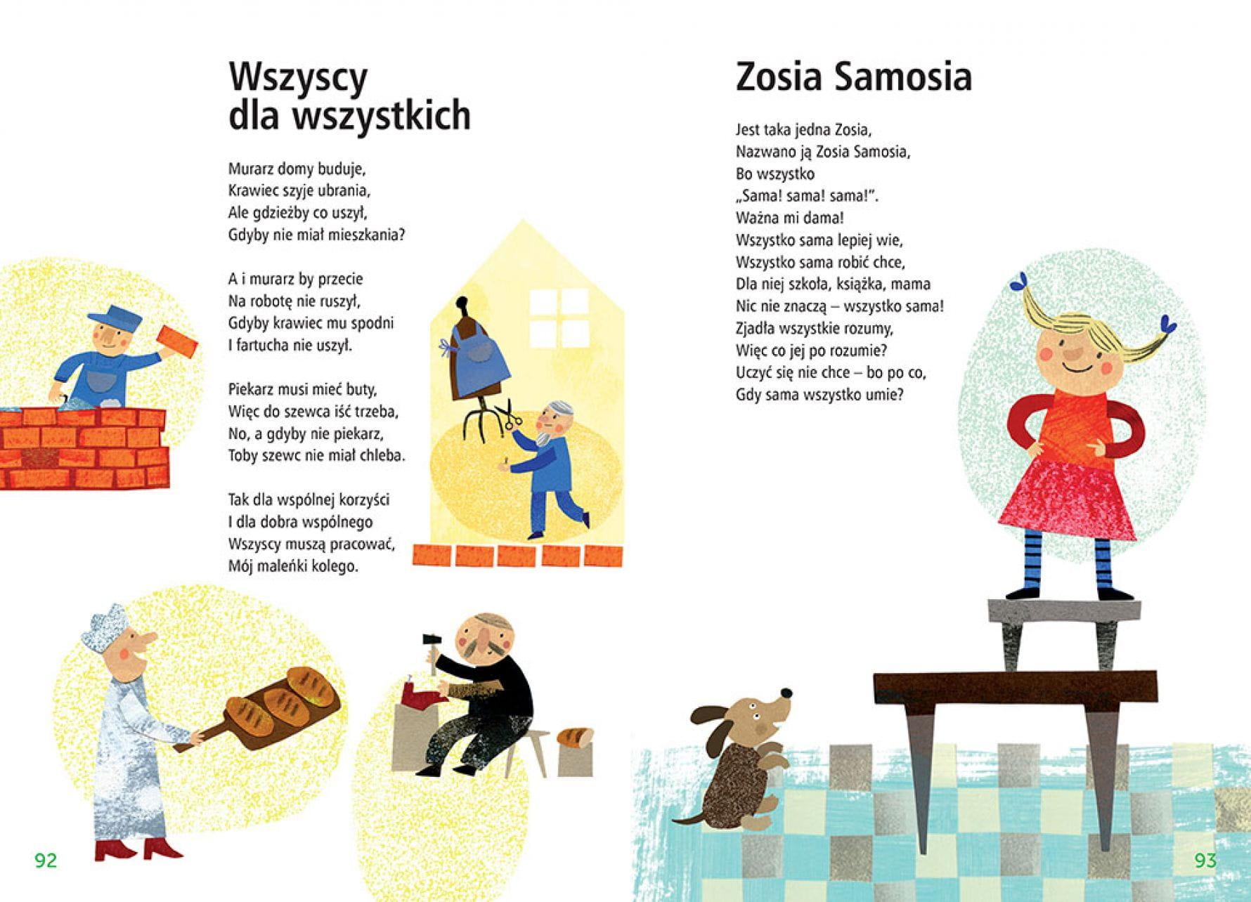 Wiersze Dla Dzieci Julian Tuwim Twarda Oprawa